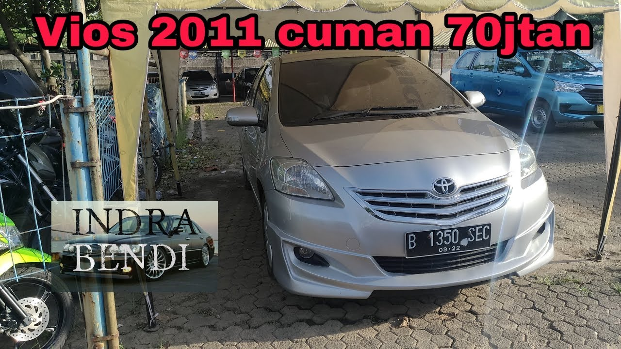 Review Mobil Bekas Toyota Vios Limo Th 2011 Eks Blue Bird Group