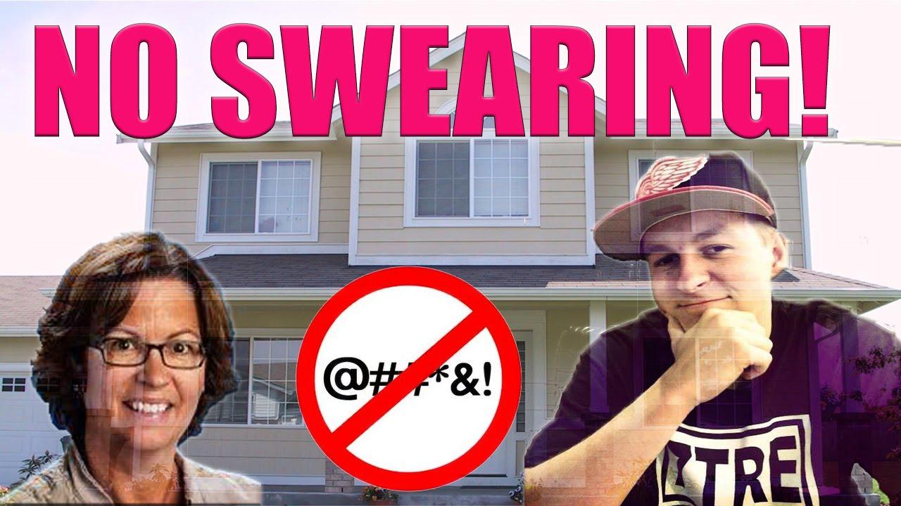 No Swearing F K Kid Rages