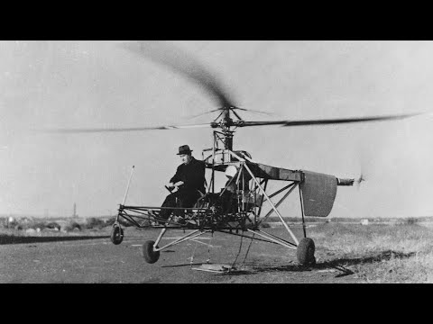Igor Sikorsky - Father of the Helicopter