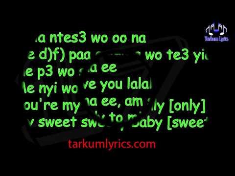 Ofori Amponsah ft. Kwabena Kwabena - Seventeen lyric video