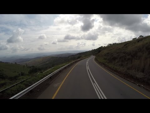 Trucking Thru South Africa. . . Kokstad to Richmond thru the Natal Midlands.