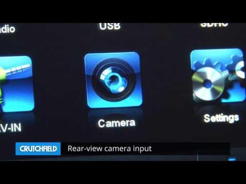 Blaupunkt Las Vegas 530 Display and Controls Demo | Crutchfield Video