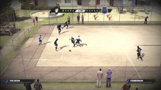 Fifa Street: First To 5 World Tour Gameplay [HD] Xbox360/PS3