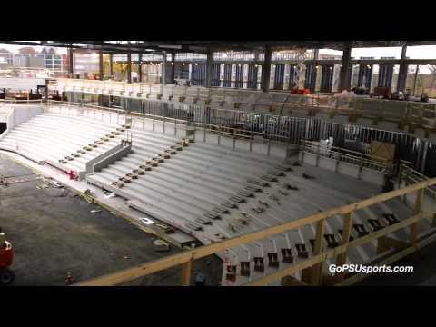 Pegula Ice Arena Tour (10/27/2012)