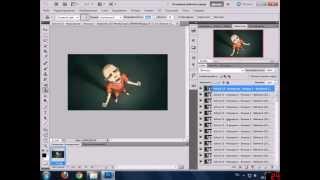 Создание видео-аватара в Photoshop CS5.1 Версия 2.0[By YukiSh]
