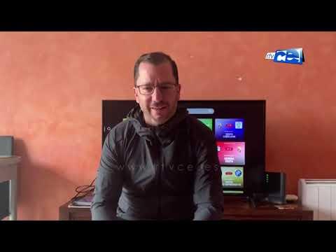¿Como lleva el confinamiento el entrenador de la AD Ceuta?