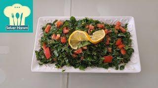 Selver Hanım Isırgan Otu Salatası