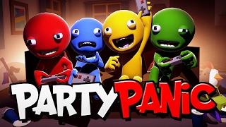 Jirka, GEJMR, Baxtrix a Wedry Hraje - Party Panic - Všichni proti všem
