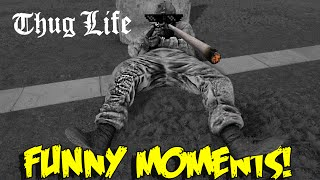 RAINBOW SIX SIEGE FUNNY MOMENTS - THUG LIFE , CRAZY BOMB GUYS, NOOB TRAINING (FUNNYTAGE)