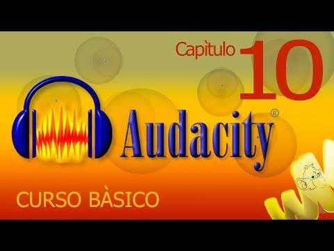 Audacity, Tutorial como grabar varias pistas de audio, Curso basico en español, cap 10
