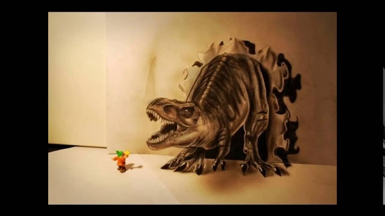 top 10 mejores dibujos 3d del mundo a lapiz mateo youtube