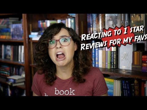 Reacting to 1 Star Reviews For My Favorite Books
