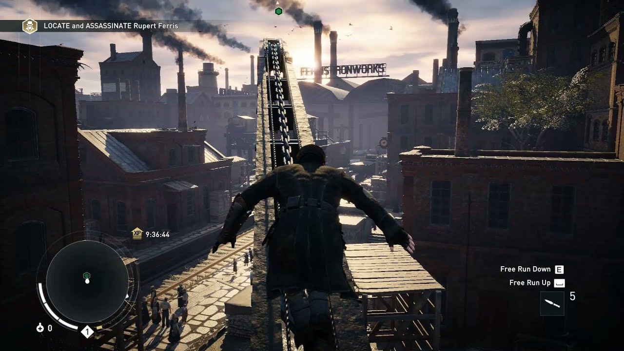 Assassin S Creed Syndicate Gameplay Pc 1080p Geforce Gt 650m
