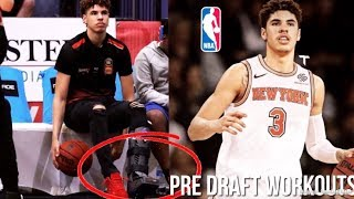 LaMelo Ball LEAVES The NBL To Get Ready For NBA Pre Draft Workouts....