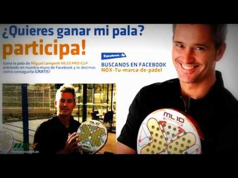 Miguel Lamperti Te Regala Su Pala Youtube