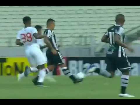 Melhores Momentos - Ceará 2 x 1 Náutico - Campeonato Brasileiro Série B 25 06 2016