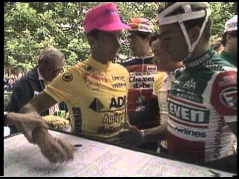 "Edd Kalehoff ""Tour De France Song"""