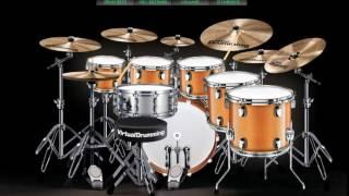Avril Lavigne - Hot - Virtual Drumming