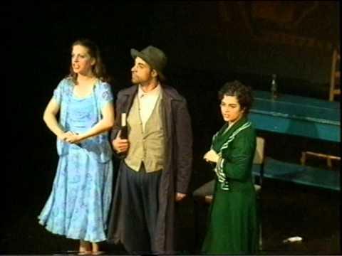 "B.Brecht "" Threepenny Opera"" Athens 1999 Tzeni Karezi theater"