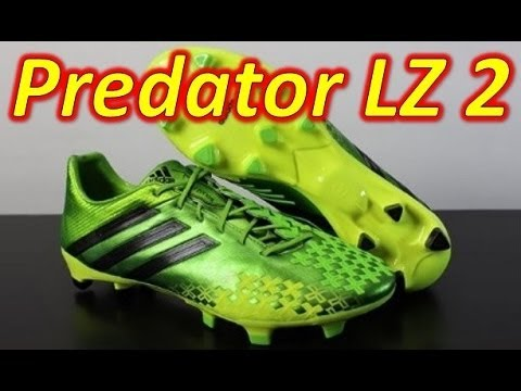 5533a36078fd Adidas Predator LZ 2 Ray Green - Unboxing + On Feet - YouTube