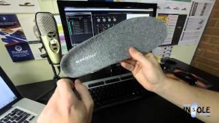 Superfeet Merino Grey Premium Wool