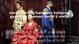 4MEN-Thorn love (Romanian subs+Romanization)