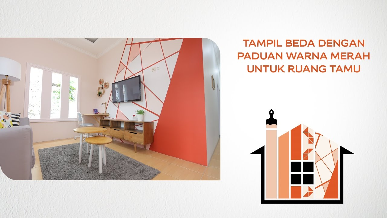4000 Ide Desain Ruang Tamu Warna Merah HD Gratid Yang Bisa Anda Tiru