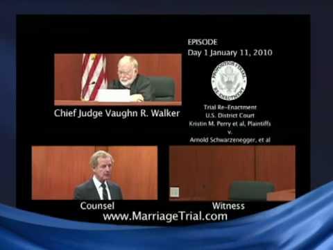 PRIDE2010 - 4 - Prop 8 Trial Closing Arguments wit...