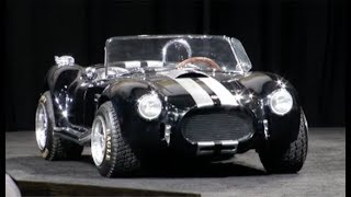 AC Shelby Cobra Children's car