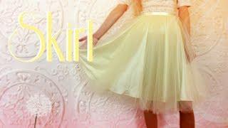 Юбка-пачка | DIY | Tutu-skirt | SonnyCreate