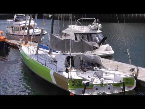 Kilcullen Voyager, Team Ireland Ocean Racer Belfast Marina
