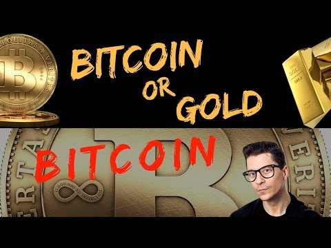 BITCOIN OR  GOLD? What is a better investment? | BITCOIN SIMPLIFIED #5