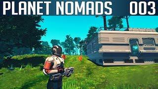 PLANET NOMADS #03 | Elektrizität muss zum Gerät | Let's Play Gameplay Deutsch thumbnail
