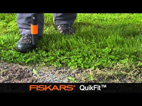 Fiskars QuikFit™ Lawn Edger 136526