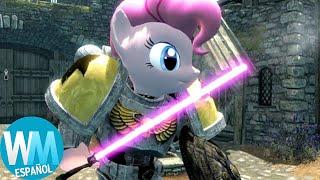 ¡Top 10 Videojuegos que a los Jugadores les Encanta TRASPASAR!