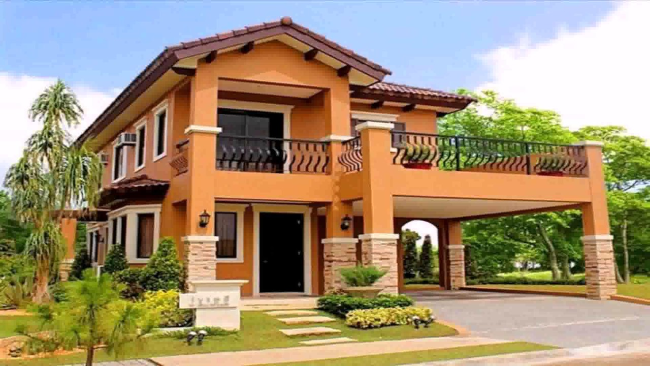 Different style of houses in the philippines front design for Different styles of houses