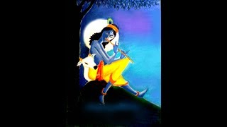 how to draw krishna step by step easy