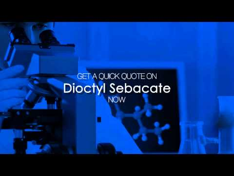 Dioctyl Sebacate Distributors Bulk Chemical Supplier for Dio