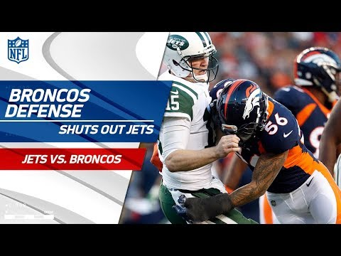 Download Youtube: Denver's Defense Gets the Shutout vs. NY! | Jets vs. Broncos | Wk 14 Player Highlights