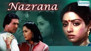 Nazrana - 1987 - Rajesh Khanna - Smita Patil - Sridevi - Full Movie In 15 Mins