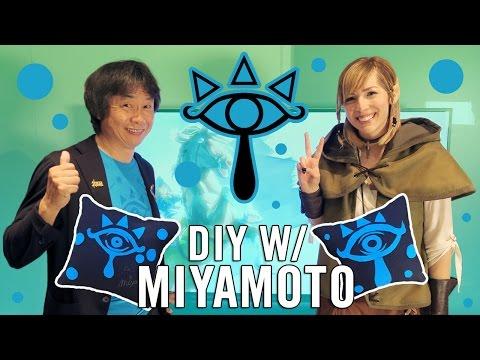 Talking Zelda: Breath of the Wild w/ Miyamoto!