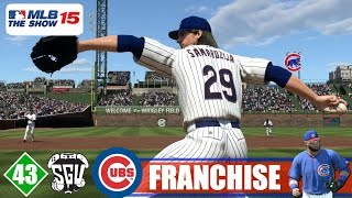 MLB 15: The Show (PS4) Chicago Cubs Franchise - EP43