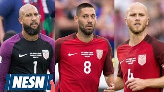 U.S. Soccer Revamps Roster For Gold Cup Knockout Rounds