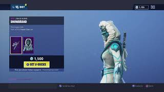 **NEW** THIS IS THE COOLEST SKIN EVER! WOW!! FORTNITE ITEM SHOP FEB 7, 2019