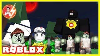 Roblox | MrDFLASH Giết Zombie Lai Ma Cà Rồng - #Roblox Blood Moon Tycoon | Mr.D-Flash