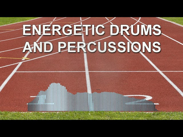 Energetic Drums and Percussions