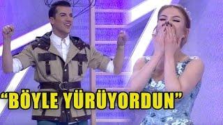 Kerimcan Durmaz'dan Gülme Krizine Sokan Taklit!
