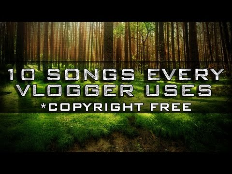 10 Songs Every Vlogger Uses | Songs used by Zoella, ThatcherJoe & More