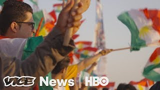 Kurdish Vote For Independence & Hefner's Legacy: VICE News Tonight Full Episode (HBO)