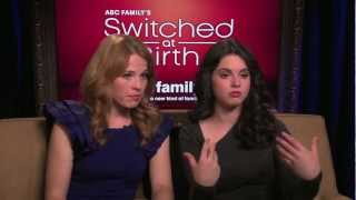 Switched at Birth - Integrating Sign Language